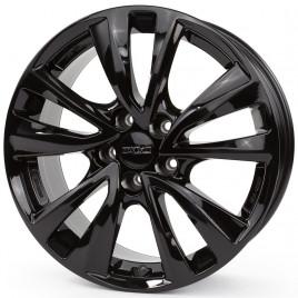 Alloy Wheels OXXO OBERON 5 BLACK (OX08)