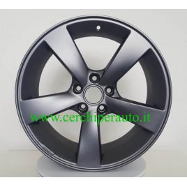 Cerchio in lega WSP W643 CSL Munchen BMW Silver