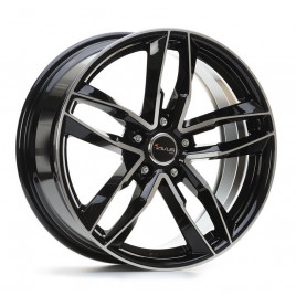 Cerchio in lega WSP W314 Montevideo Lancia Rainbow Black Polished