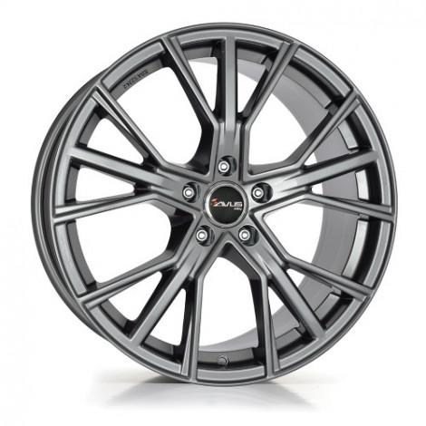 Cerchio in lega WSP W773 Shangai Mercedes Dull Black R Polished