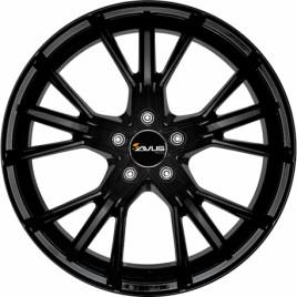 Cerchio in lega WSP W773 Shangai Mercedes Dull F Black Polished