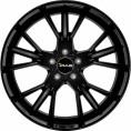 Cerchio in lega WSP W773 Shangai Mercedes Dull Black Polished