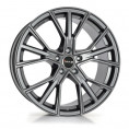 Cerchio in lega WSP W2850 Sirius Suzuki Silver Polished