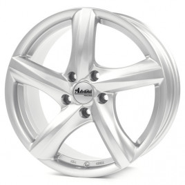 Cerchio in lega Japan Racing JR10 15x8 ET15 4x100/114 Machined Sil
