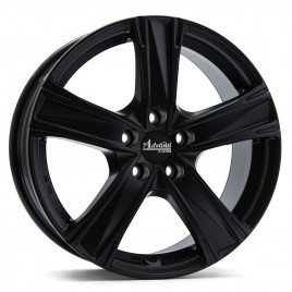 Cerchio in lega Japan Racing JR10 15x9 ET10 4x100/114 Machined Sil