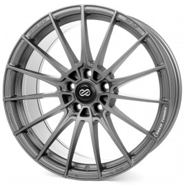 Cerchio in lega Japan Racing JR10 16x7 ET30 4x100/108 Machined Sil