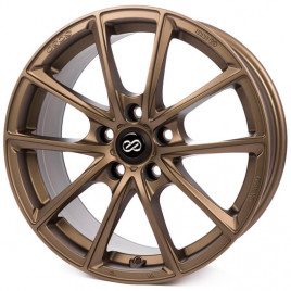 Cerchio in lega Japan Racing JR10 16x8 ET10 5x100/114 Machined Sil