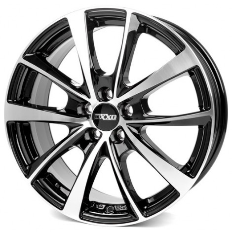 Alloy Wheels VIDORRA BLACK (OX18)
