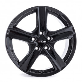 Alloy Wheels NOVEL BLACK (OX19)