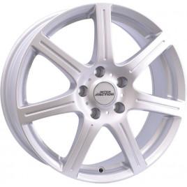 Cerchio in lega Japan Racing JR20 20x10 ET20-40 5H Blank Silver M