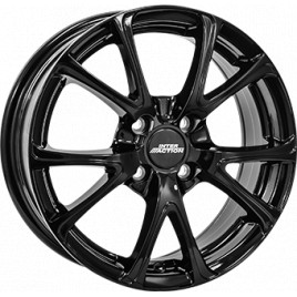 Cerchio in lega Japan Racing JR21 18x9,5 ET30-40 Blank Hiper Bla