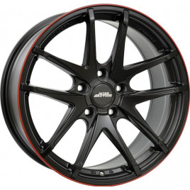 Alloy Wheels RED HOT