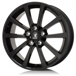 Cerchio in lega Japan Racing JR5 18x9,5 ET22 5x100/114,3 Dark ABZ
