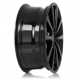 Cerchio in lega Japan Racing JR5 18x9,5 ET22 5x100/114,3 HypBlack