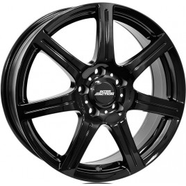 Cerchio in lega Japan Racing JR9 17x8,5 ET20-35 Blank Silver