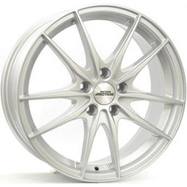 Cerchio in lega Japan Racing JR9 18x8 ET35 5x100/120 Machined Silv