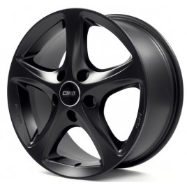 Cerchio in lega Japan Racing JR9 18x8 ET35-40 Blank Chrome
