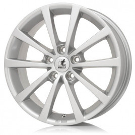 Cerchio in lega Japan Racing JR9 18x9 ET35 5x100/120 Machined Silv