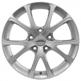 Cerchio in lega Japan Racing JR9 18x9 ET40 Blank Silver