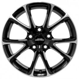 Cerchio in lega Japan Racing TF2 15x7,5 ET30 4x100/114 Gloss Black
