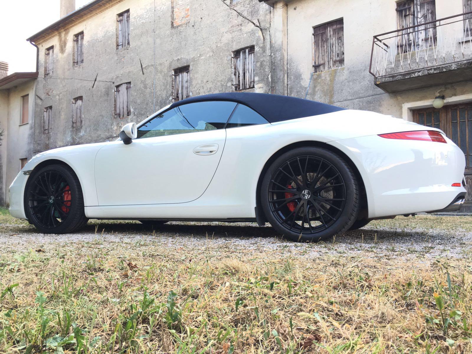 Cerchi per Auto - Cerchi MAK RENNEN per Porsche 991 Carrera
