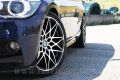 CERCHI REPLICA BMW MSPORT MAM B2 GOMME ESTIVE HANKOOK K117