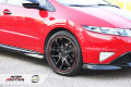 HONDA CIVIC TYPE-R CERCHI IN LEGA INTER ACTION RED HOT 17""